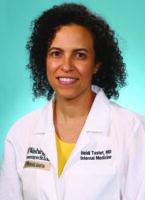Portrait of Heidi Tastet, primary care physician at Washington University Compete Care